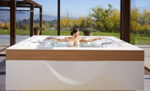 La Bulle Bleue - Exclusive Spa Aquavia