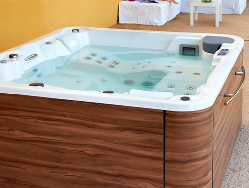 La Bulle Bleue - Built-In Spa Aquavia home