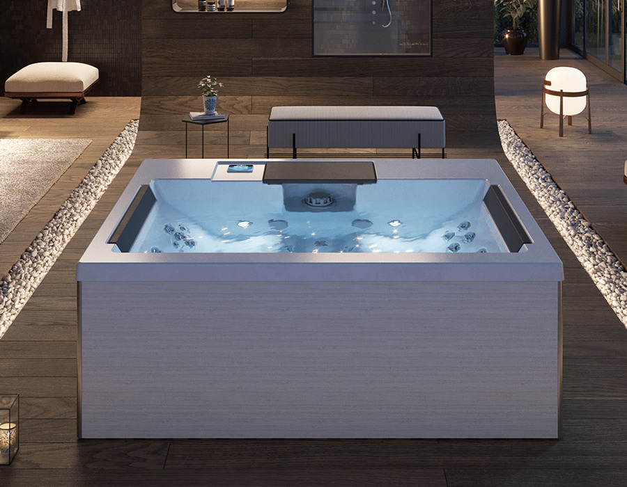 La Bulle Bleue - premium Spa suite Aquavia